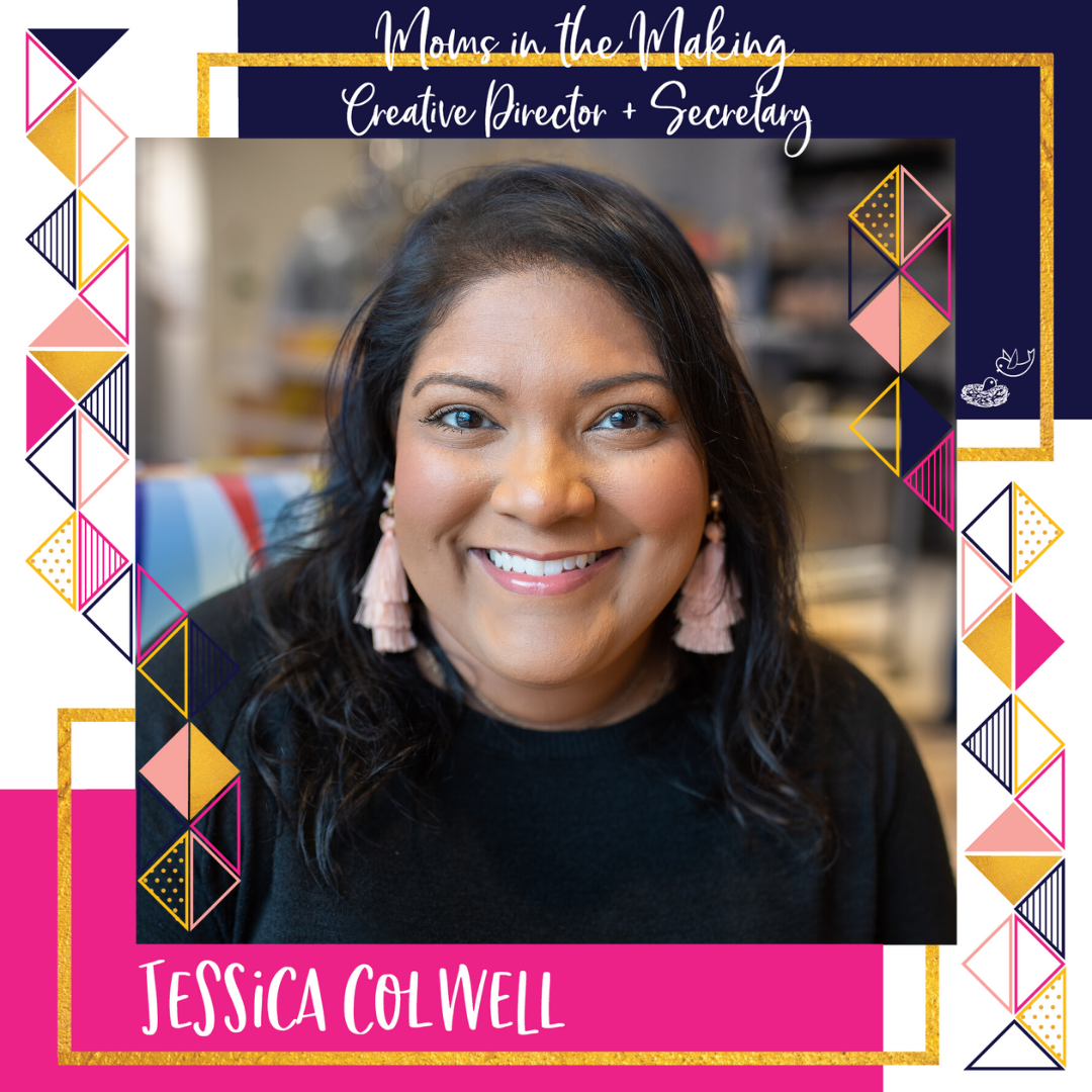 Moms in the Making jessica colwell creative director