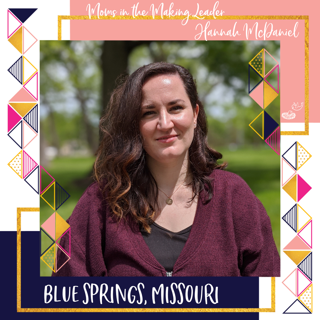 leader of Blue Springs, MO group