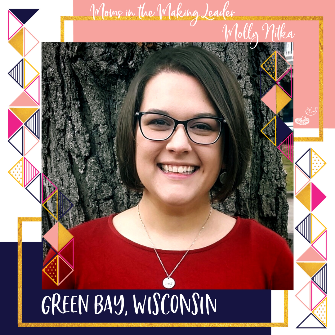 Molly - co-leader in Green Bay, WI