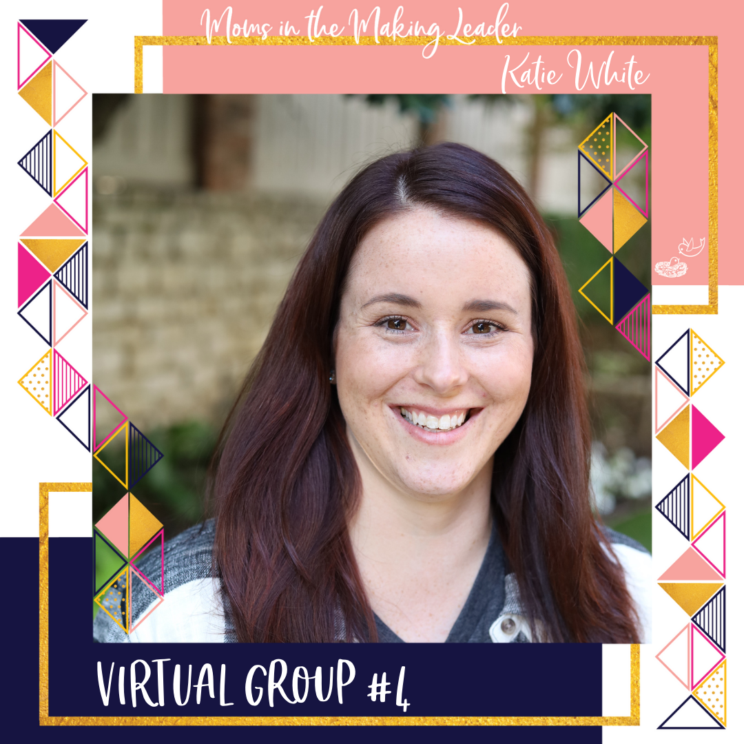 Moms in the Making faith based fertility support group katie white virtual group