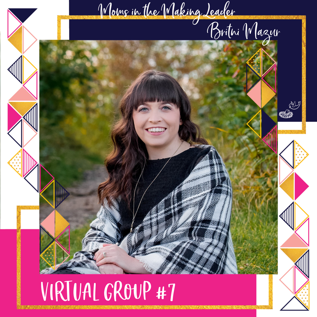 Moms in the Making faith based fertility support group virtual group canada britni