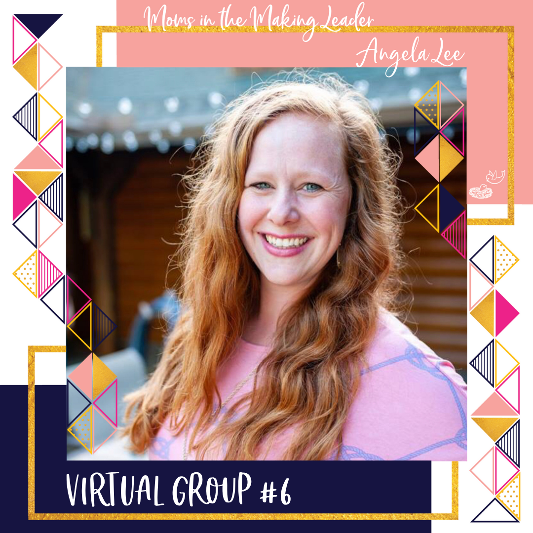 Moms in the Making faith based fertility support group virtual online angela lee