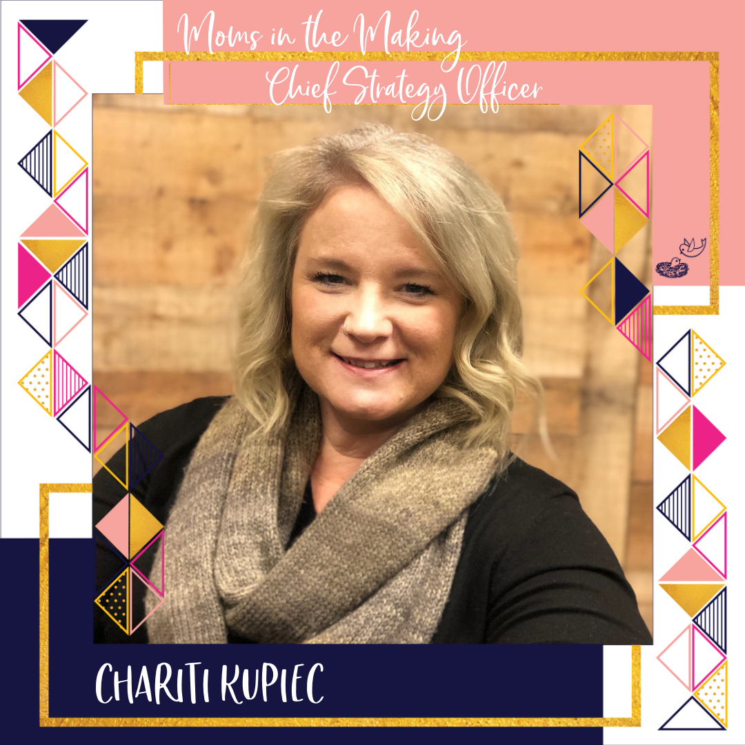 Moms in the Making faith based fertility support group chariti kupiec