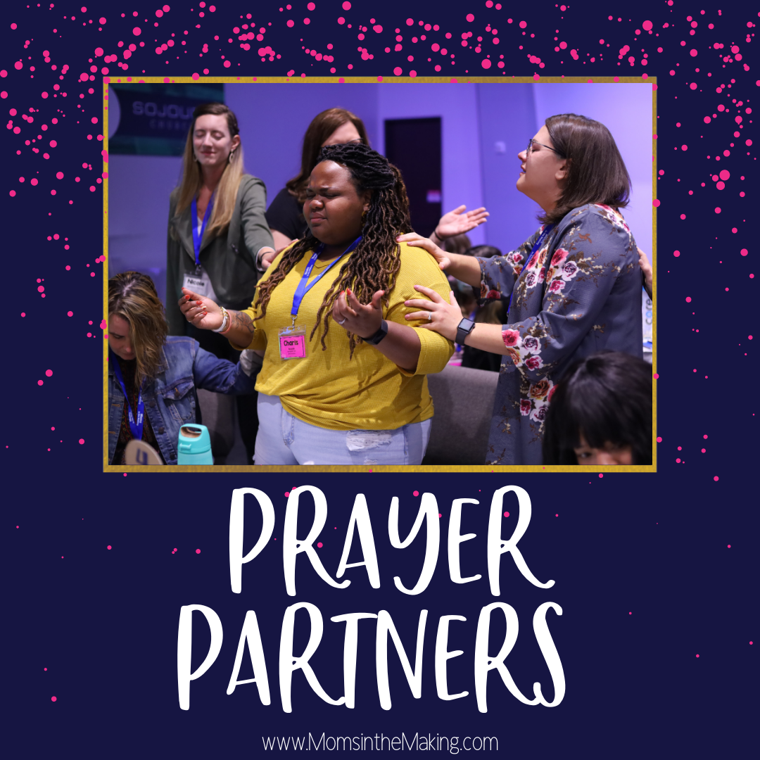 Prayer Partners - moms in the making