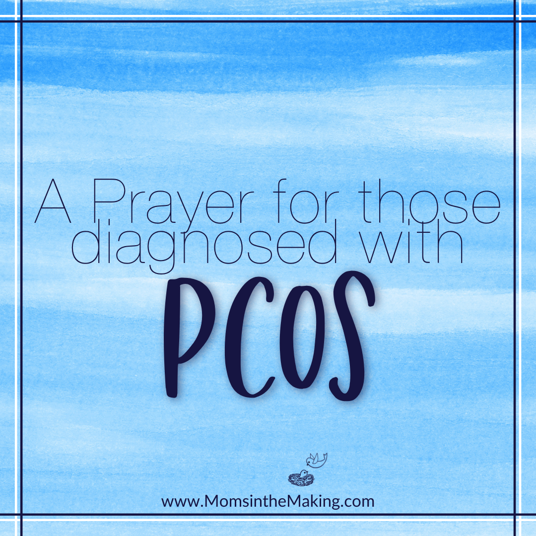 a prayer for pcos